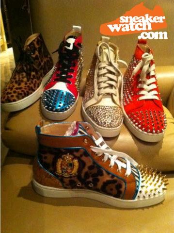 BirdMan Shows Off His Louboutin Collection! Would You Spend $1200.00