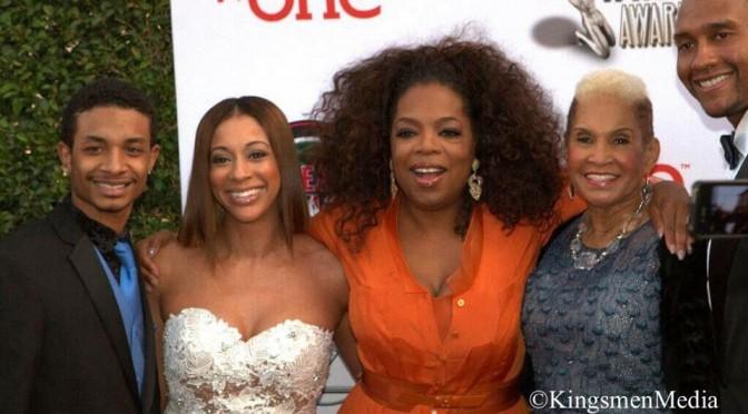 Photo of the Day: Happy Birthday Oprah