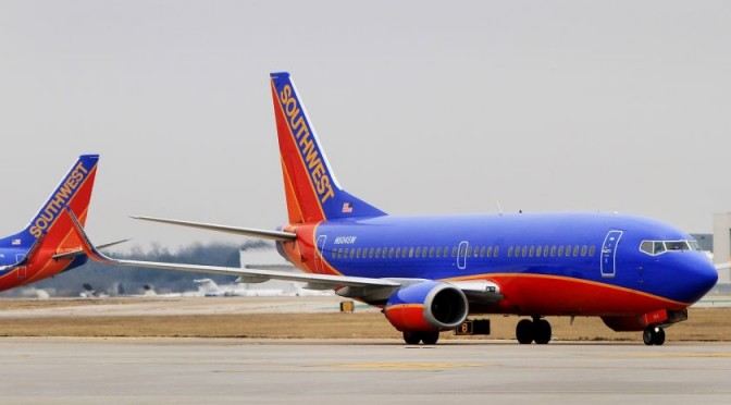 Southwest will continue to Fly Planes without Inspections