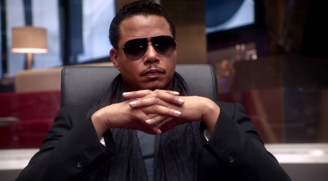'Empire' Character Lucious Lyon Was Inspired By Jay Z