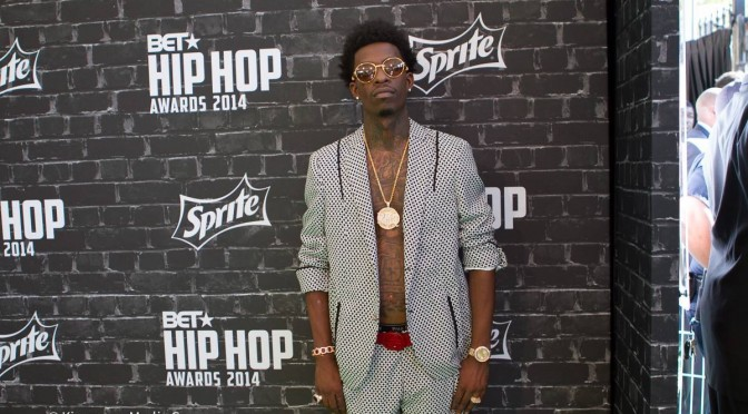 Rich Homie Quan is Cool with Other Races Using the N-Word